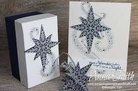 Stampin Up Star Of Light Cards Star Of Light Gift Set Scrapping Stamping And Stuff