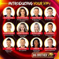 Big Brother VIP cast - NZ Herald