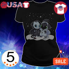 Light Fury And Toothless Baby How To Train Your Dragon Baby Toothless And Light Fury Shirt