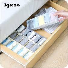 tie drawer organizer storing diy