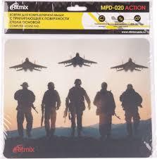 <b>Коврик</b> для мыши <b>Ritmix MPD</b>-<b>020</b> Action — купить в интернет ...