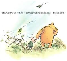 Winnie The Pooh New Year Quotes