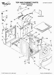 whirlpool wfw8300sw05 parts list and diagram ereplacementparts com Whirlpool Washer Parts Diagram Wiring Diagram For Whirlpool Washer #23