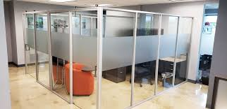 wall partitions room dividers blue