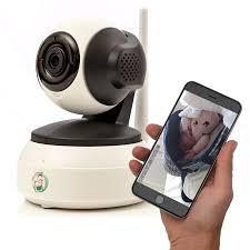 Video baby monitor – Nanny camera with WiFi | BabyWombWorld