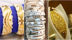 Sakha Design Gold Latest Sakha Design Gold Bandhano Sakha Design