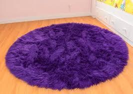 purple rug runners