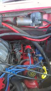 msd ignition coil auto parts at car com msd ignition coil installed on 1994 ford f150 regular cab