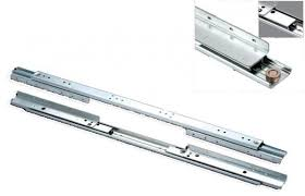 dining table leaf slides. sliding rails metal table extension slides for dining , 1.5 x 1.5mm thick images leaf
