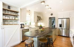 ... Creative Of Flush Mount Kitchen Lighting And Lighting Ideas 3 Light  Brushed Nickel Semi Flush Mount ...