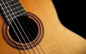 acoustic guitar wallpaper 08214