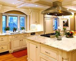 Light Brown Kitchen Cabinet Color Idea