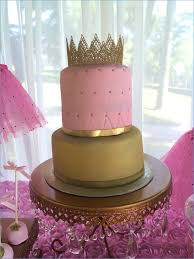 Royal Princess Baby Shower Centerpieces By Cakes Theme Ideas