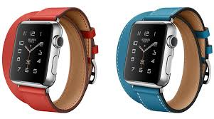 apple watch hermes new fashion tech collaboration apple watch hermes red double wtvox