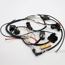 compare prices on cc cdi online shopping buy low price cc engine electrics wiring harness loom cdi relay recitifier ignition coil kits chinese dirt bike 150cc 200cc