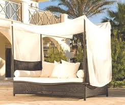 Enjoy the Weather Outdoor Daybed with Canopy — Barkbabybark Home Decor
