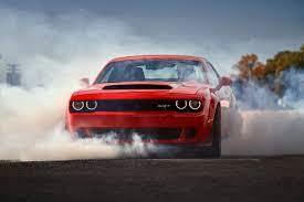 Dodge Challenger Srt Demon Wallpapers High Definition Srt Demon Challenger Srt Demon Dodge Challenger