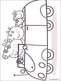 Free download 40 best quality peppa pig family coloring pages at getdrawings. Peppa Pig Coloring Pages Free Printable Peppa Pig Coloring Pages