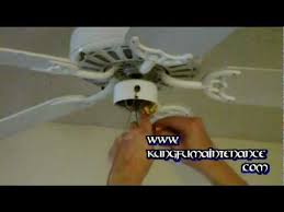 how to replace a ceiling fan light kit youtube Installing Ceiling Fan Light Kit Wiring how to replace a ceiling fan light kit installing ceiling fan light kit wiring