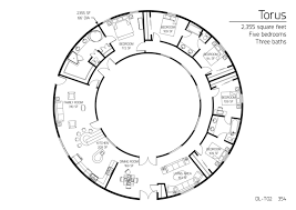 round house plans. Floor Plan Round House Plans )