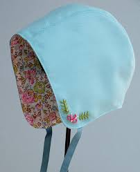 Baby Bonnet Pattern Fascinating Storybook Woods Baby Bonnet Sewing Pattern Posie Patterns And