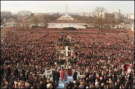 How Many People Attended Trumps Inauguration Vs Obamas Heavy Com