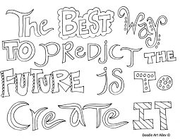 Free Printable Life Quotes Coloring Pages