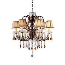 kitchen captivating bronze chandelier with crystal accents 16 marvellous homesullivan light tea shade 40ok crystals parts