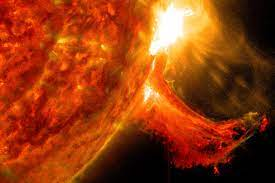 Solar flares are predicted by new model ...