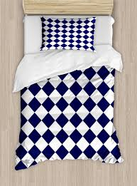 Blue Pattern Duvet Cover Awesome Decoration