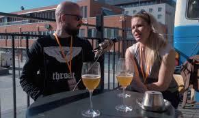 Olutpostin haastattelussa olutsommelier Maria Markus - Olutposti