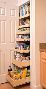 pantry shelves creative ideas for more inspiring pantry storage. Increase Your Pantry Storage Space With Roll-out Drawers. Shelves Creative Ideas For More Inspiring L