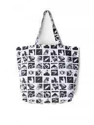 <b>Сумка OBEY</b> Wasted Tote <b>Bag</b> Zine White Multi — купить в ...