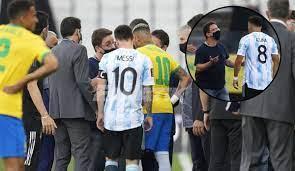 Brezilya-Arjantin maçındaki olaylar ve muhtemel cezalar - Futbol Haberleri  - Spor