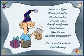 Gedichte Zum Geburtstag Mann