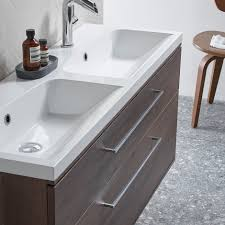 double sink vanity unit. information. a wall mounted basin unit double sink vanity o