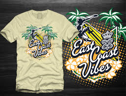 Festival T Shirt Design Bold Modern Festival T Shirt Design For A Company By One