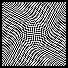Checker Pattern Awesome Warped Checkerboard Pattern 48 By Bobb