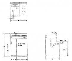 Bathroom Sink Measurements Rough In Height For Drain Of Pipe - Plumbing bathroom sink
