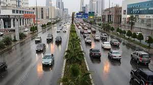 الأرصاد» عن طقس الخميس: أمطار رعدية ورياح نشطة على 8 مناطق