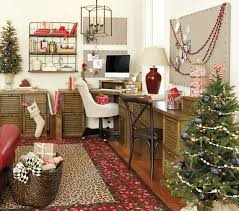 christmas decoration office. Stylish Home Office Christmas Decoration Ideas (29) F