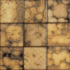 4X4 Decorative Tiles Studios Midnight G100 Plage 100X100 Hand Crafted Decorative Tile 91