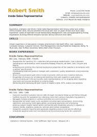areas of expertise for customer service inside sales representative resume samples qwikresume