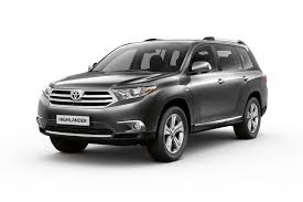 2012 Toyota Highlander Photos, Informations, Articles - BestCarMag.com