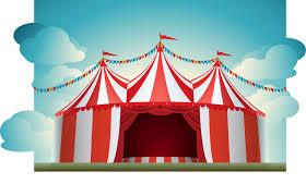 wallpaper clipart circus 12