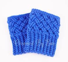 Free Crochet Boot Cuff Patterns Impressive Celtic Dream Boot Cuffs Charmed By Ewe