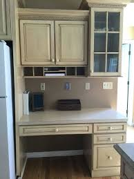 don39t love homeoffice. desk kitchen cabinet ideas i dont know what to do with my built in don39t love homeoffice a