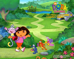 s t v shows images dora the explorer hd wallpaper and background photos