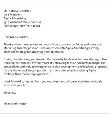 How To Follow Up After Interview Thank You Letter Email Format