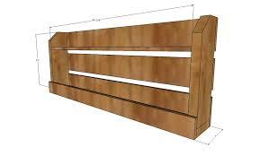 coat rack plans free standing lovely wood